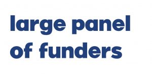 large.panel.of.funders